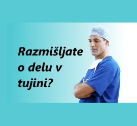 delo v tujini zdravstveni delavci